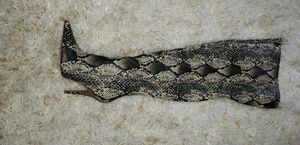 Snakeskin thigh high boot (size 10) for Sale in Camden, NJ