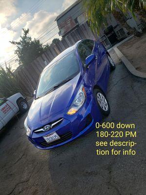 2013 Hyundai accent for Sale in Oxnard, CA