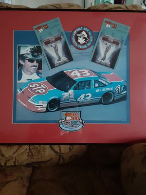 Ticket stubs to King Richard Petty last ride for Sale in Eustis, FL