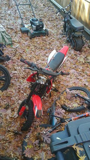 4 stroke coolster pit bike for Sale in Washington, DC
