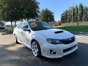 2013 Subaru Impreza Sedan WRX for Sale in Modesto, CA