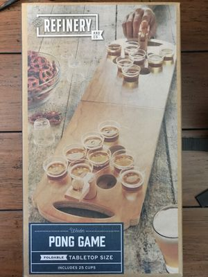Beer pong game for Sale in St. Louis, MO