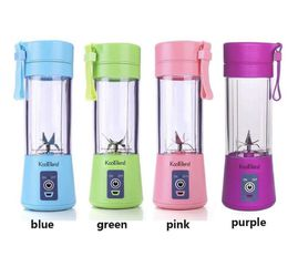 Portable Blender BPA Free USB rechargeable mini Smoothie Juicer for Sale in Washougal,  WA