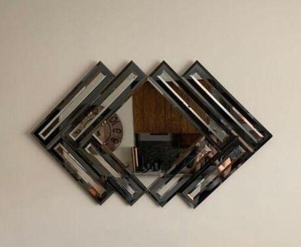 Large Mid century mirror