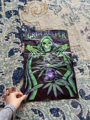 Weed poster🤘🏽 for Sale in Indialantic, FL
