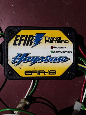 Timing retard for turbo hayabusa or nitrous for Sale in Hamilton, MS