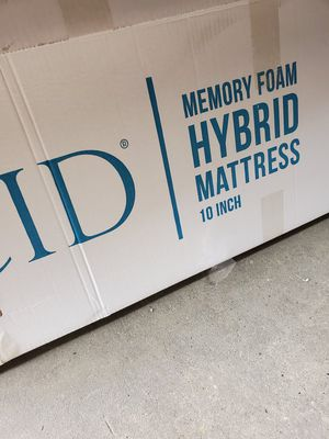 Queen size lucid mattress for Sale in Fresno, CA