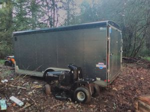 Interstate Trailer 6 x 20 car hauler for Sale in Tualatin, OR