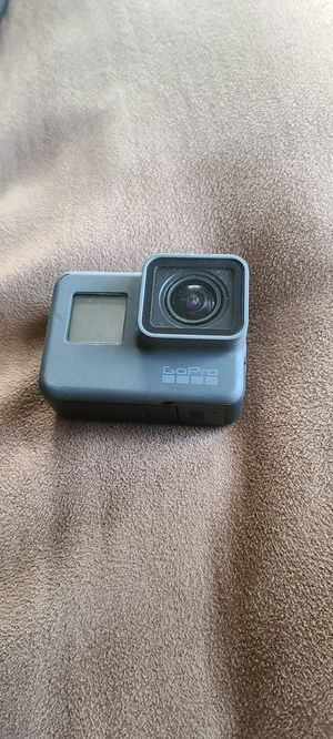 GoPro hero 6 go pro for Sale in Cromwell, CT