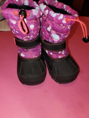 Toddler Snow boots for Sale in Clovis, CA