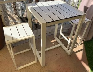 Outdoor Table & Stools for Sale in Huntington Beach, CA