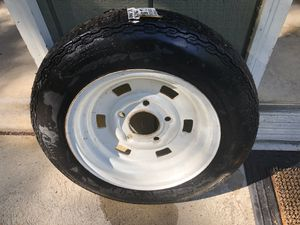 Trailer Tire & Wheel for Sale in East Jordan, MI