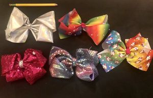 Jo Jo large hair bows for Sale in Fort Lauderdale, FL