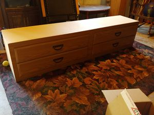 Twin bed underdresser drawers for Sale in Spanish Fork, UT