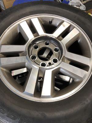 Stock 2006 F150 Lariat Wheels for Sale in Manassas, VA