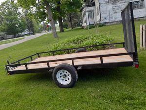 7.5 x 12 trailer for Sale in Otter Lake, MI