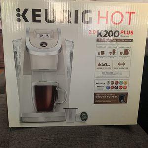 Keurig hot 2.0 K200 Plus Series for Sale in Whittier, CA