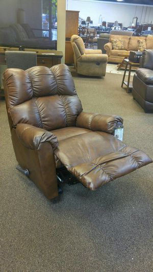 Brand new leather recliner for Sale in Portland, OR