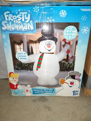 Huge Xmas inflatabletable for Sale in Chicago Ridge, IL
