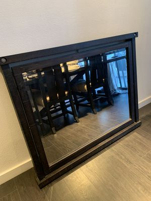 Restoration Hardware Wall Mirror for Sale in Los Angeles, CA