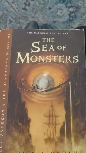 The Sea of Monsters for Sale in Lynwood, CA