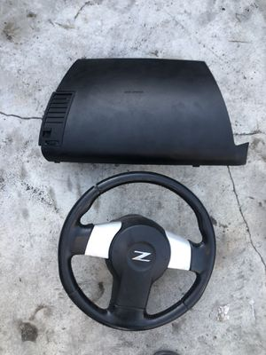 Nissan 350z dash and steering wheel for Sale in Los Angeles, CA