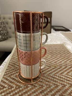Mini cups with stand for Sale in Aldie, VA