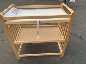 Baby changing table for Sale in Colton, CA