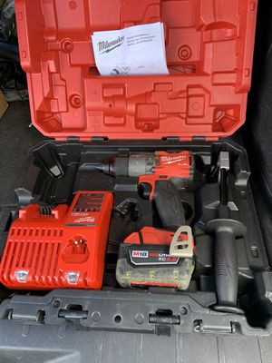 M18 hammer drill with charger and 5.0 battery for Sale in Prosper, TX