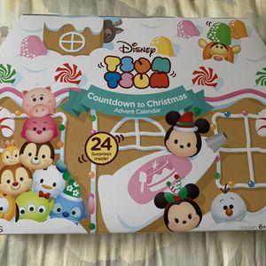 Disney Tsum Tsum Advent Calendar Brand new for Sale in Frisco, TX