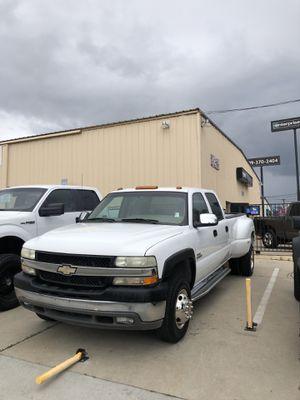 2002 Chevy Silverado 3500 diesel for Sale in Colton, CA