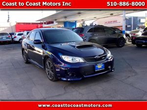 2013 Subaru Impreza Sedan WRX for Sale in Hayward, CA