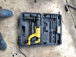 Dewalt Corded SDS Hammer still for Sale in Linthicum Heights, MD