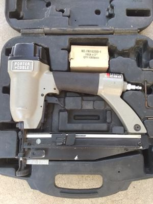 Porter Cable Nail Finisher for Sale in San Diego, CA