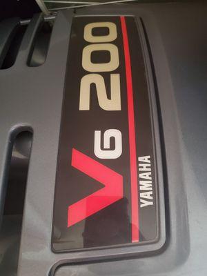 Yamaha Saltwater Series OX66 Motor for Sale in San Antonio, TX