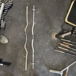 Curl Bars for Sale in Puyallup,  WA