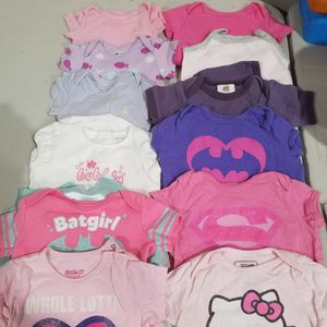 3-6mo onesies for Sale in Bolingbrook, IL
