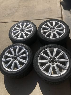 Wheels Audi A6 (2012-2016) Rims and Tires for Sale in San Antonio, TX