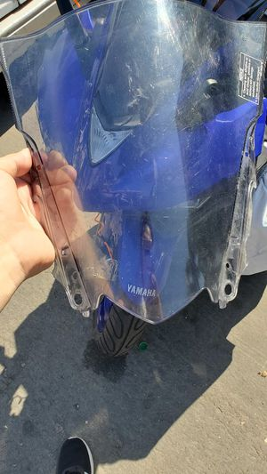 Yamaha R3 2015 Windshield for Sale in Los Angeles, CA