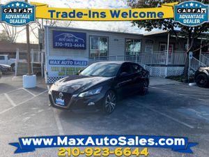 2019 Nissan Altima for Sale in San Antonio, TX