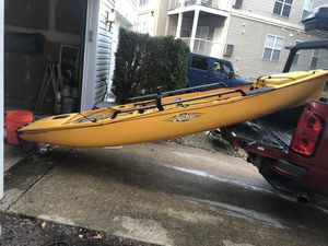 Hobie PA12 2013 with lots of extras and upgrades for Sale in Alexandria, VA