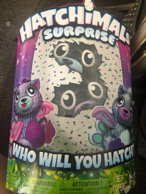 Hatchimal surprise for Sale in Bullhead City, AZ