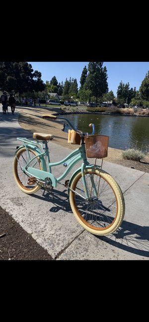 "New beautiful beach 🏖 cruiser deluxe petite 24"" ladies girls women's bike bicycle for Sale in San Diego, CA"