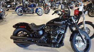 2018 Harley-Davidson StreetBob 107 for Sale in Houston, TX