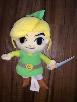 Vintage Nintendo Zelda plush toy collectibles for Sale in Huntington Park, CA