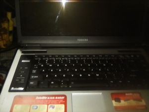 Toshiba laptop for Sale in Los Angeles, CA