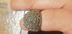 BEAUTIFUL STERLING SILVER RING for Sale in Fairfax, VA
