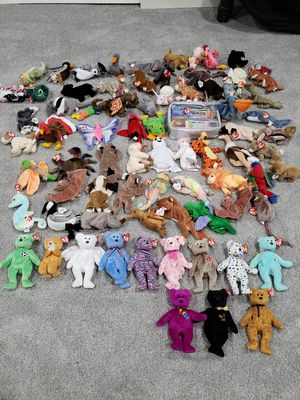 Beanie babies for Sale in New Albany, OH
