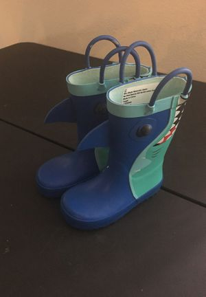Shark rain boots for Sale in Las Vegas, NV