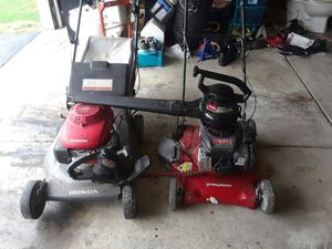 Torro leaf blower and Honda lawnmower and Murray lawnmower for Sale in Columbus, OH